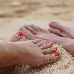 Kädet, jalat ja vartalo
